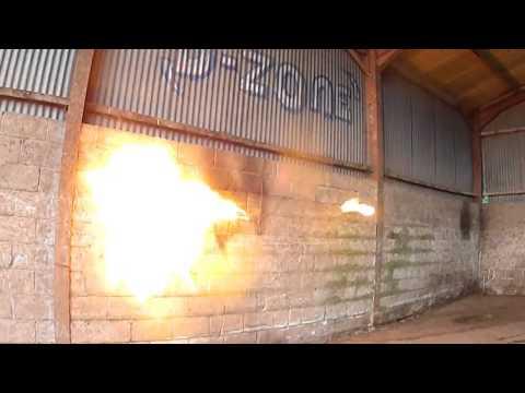 Dangerous Goods Class 3 - Flammable Liquid