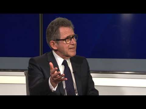 Ex-BP boss Lord Browne talks oil, Russia - and digital cameras