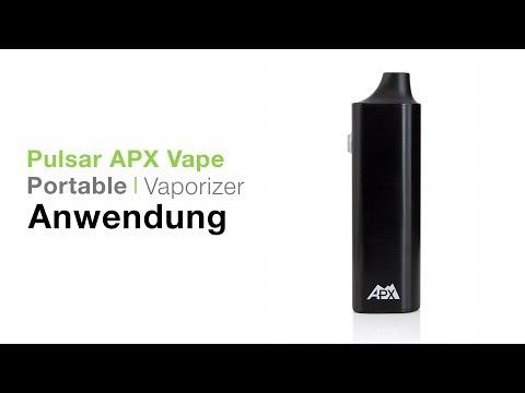 Pulsar APX Vape Anwendung – TVape