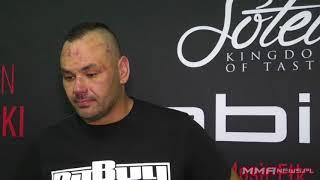 Marcin Kalata znokautował Kamila Mindę w zawodowym debiucie na Babilon MMA 4