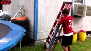 KBW- Renegade Revolution PPV: D Man vs. BAMA KID (Ladder)
