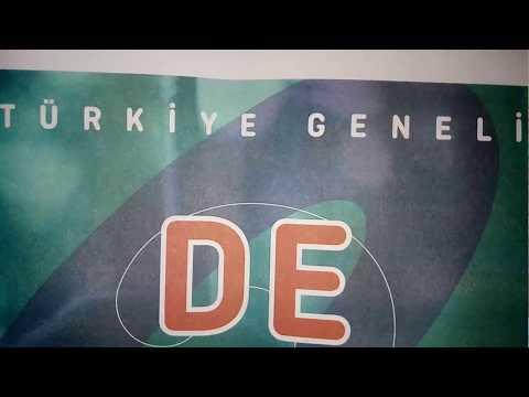 Endemik Yayınları 2018-2019 Türkiye Geneli TYT-3-deneme Sınavı-Fizik Soru çözümleri
