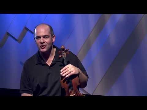 Violin Excerpt: Strauss' Ein Heldenleben with Alexander Kerr