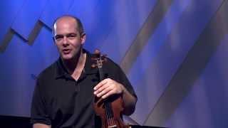 Violin Excerpt: Strauss