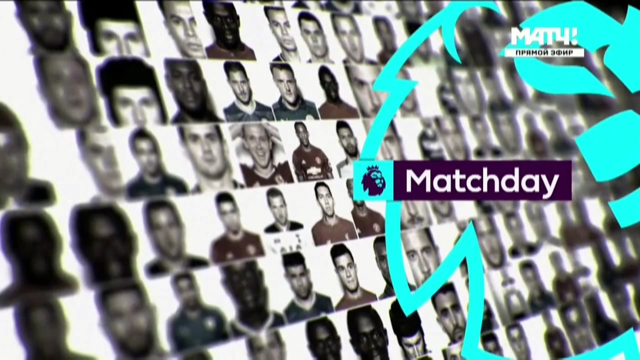 Premier League 2016/17 Matchday Short Intro (New)
