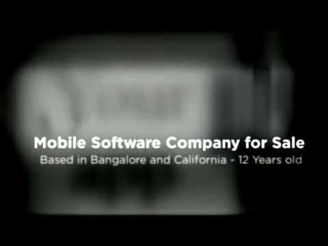 Mobile Software Development Company for Sale in Bangalore