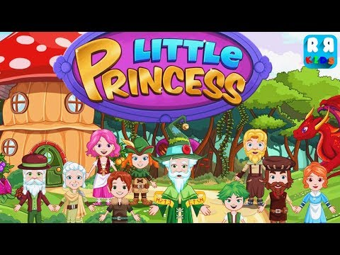 My Little Princess : Wizard (by My Town Games LTD) - New Best App for Kids