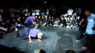 Bboy Pop Trailer 2010 (Gamblerz & Soul Train)