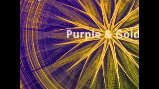 """Purple & Gold"" Rhythm. Life. Sound. William Everett Cline - Willy Bo"