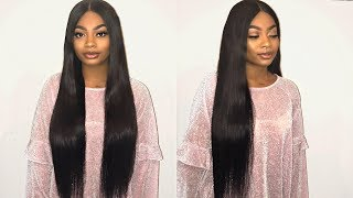 Celie Brazilian Straight Hair Review | Best Straight Hair Ever