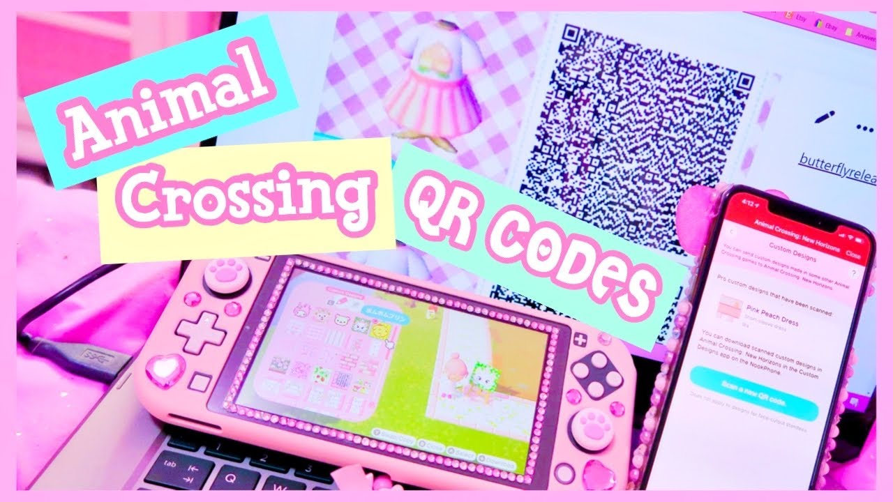 Www Pro Design Com how to scan qr codes in animal crossing new horizons