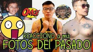 ¡REACCIONO A MIS FOTOS DEL PASADO! - SOY JOSÉ YOUTUBER