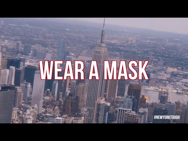 New York Strong -  Wear your Mask!