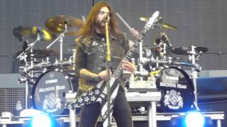 Machine Head Beautiful mourning LIVE Udine, Italy 2012-05-13 1080p FULL HD