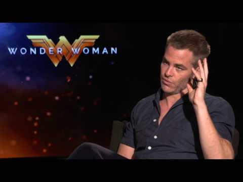 Wonder Woman Interview - Chris Pine