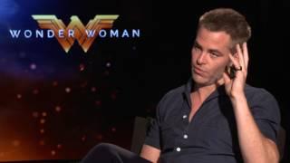 Wonder Woman Interview - Chris Pine