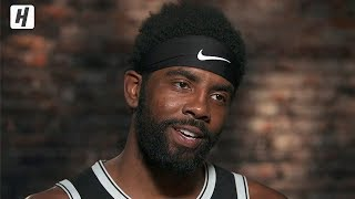 Kyrie Irving Reveals Why He Signed With Brooklyn Nets | October 4, 2019