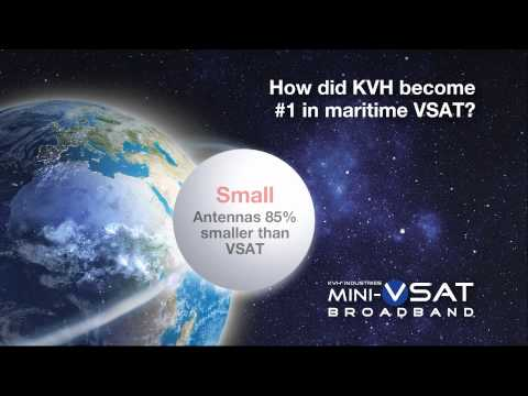5 Things that Make mini-VSAT Broadband No. 1 in Maritime VSAT