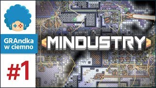 Mindustry PL #1 | Factorio z naciskiem na tower defence