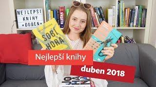 Nejlepší knihy: Duben 2018 - Příběhy pro malé rebelky, Johana, Terapie sdílením...