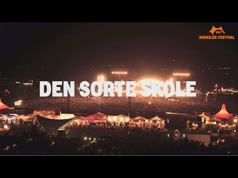 Den Sorte Skole will play a unique concert at Roskilde Festival 2017