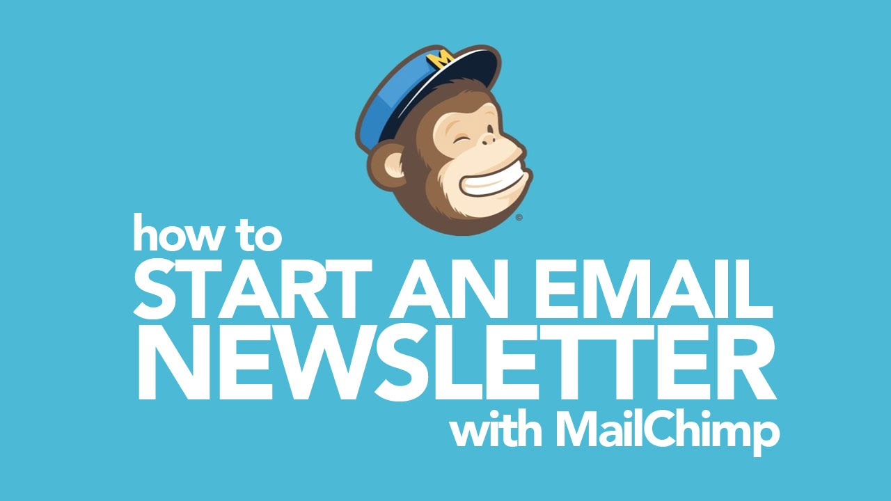 How To Start An Email Newsletter With Mailchimp (for Free)
