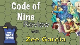 Code of Nine Review - with Zee Garcia