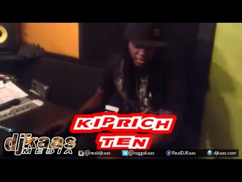 Kiprich - Ten (Vibing in studio) [Speedometer Pt 2 Riddim] Jones Ave Records | Dancehall 2015 thumbnail