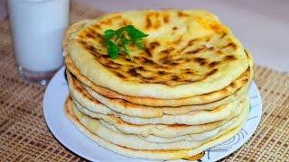 Хачапури по тбилисски за 5 минут