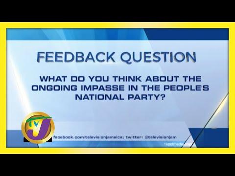 TVJ News: Feedback Question