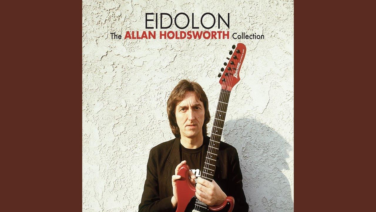 """名曲千夜一夜物語-663~""""The Sixteen Men of Tain""""-Allan Holdsworth-2000"""