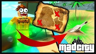 HOW TO GET THE *DUTCHMAN* SECRET SUPER POWER, Cursed Treasure Chest Key Location | Roblox Mad City