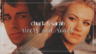 Chuck & Sarah | Rivers and Roads
