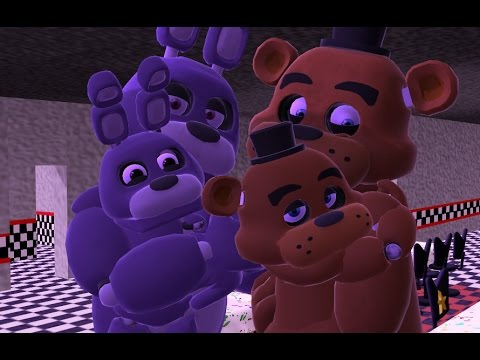 Fnaf the children s of bonnie and freddy freddy x bonnie