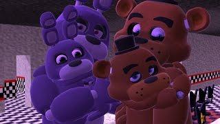 - MMD x FNAF The children s of Bonnie and Freddy Fronnie