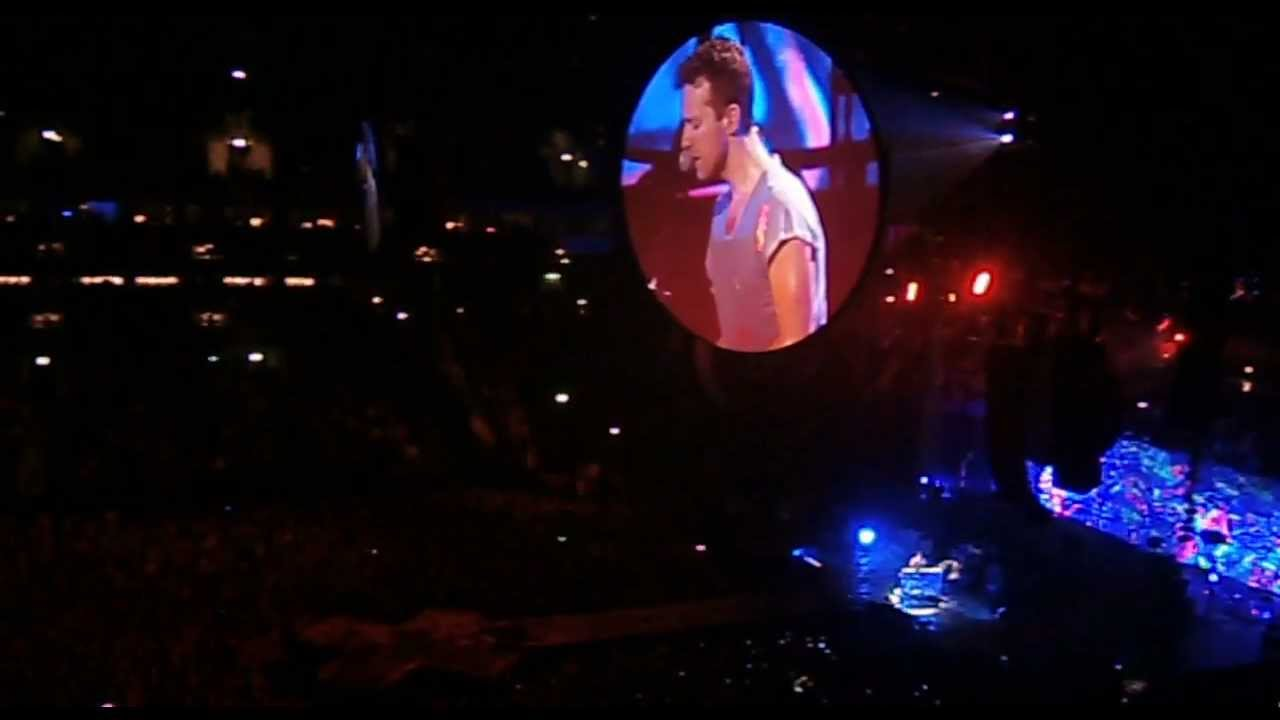 Download Coldplay - White Christmas (Berlin, O2 World, 21.12.2011)