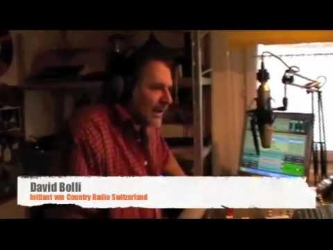 WESTERNER: David Bolli und Country Radio Switzerland
