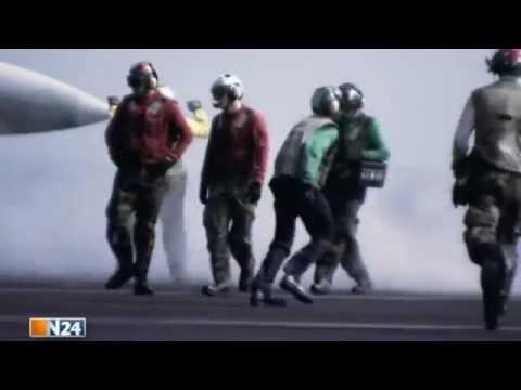 USS Ronald Reagan [German/Deutsch | Full HD] | Doku