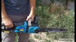 видео Ценпая бензопила Sadko GCS 510E  продажа по низкой цене. Бензопила Sadko GCS 510E
