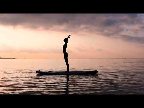 Yoga SUP rental - Morning Paddle Yoga Session