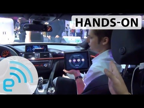 T-Mobile Connected Car hands-on | Engadget at IFA 2013