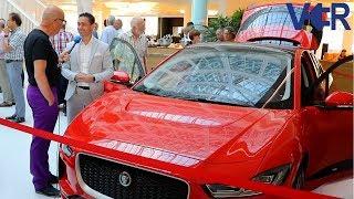 Nieuwe Jaguar I-Pace VS Tesla! | Vereniging Elektrische Rijders