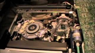 Inside the Super Betamax VCR