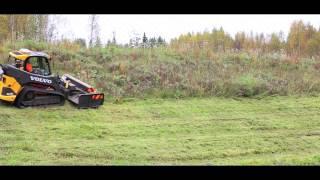 Volvo Skid Steer Loader - Toolcarrier