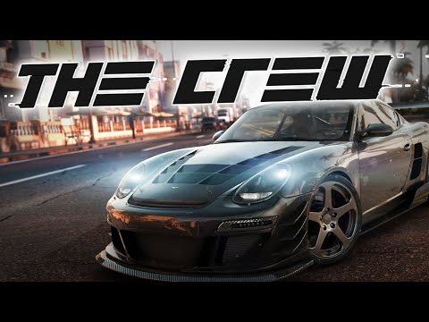 ULTIMATE RACING CREW | The Crew w/ Ali-A, Vikkstar & Tobi