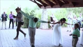 Красивая классическая свадьба