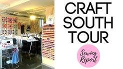 Craft South   Nashville Fabric Store, Quilt Shop, Craft Store Tour   Founder Anna Maria Horner