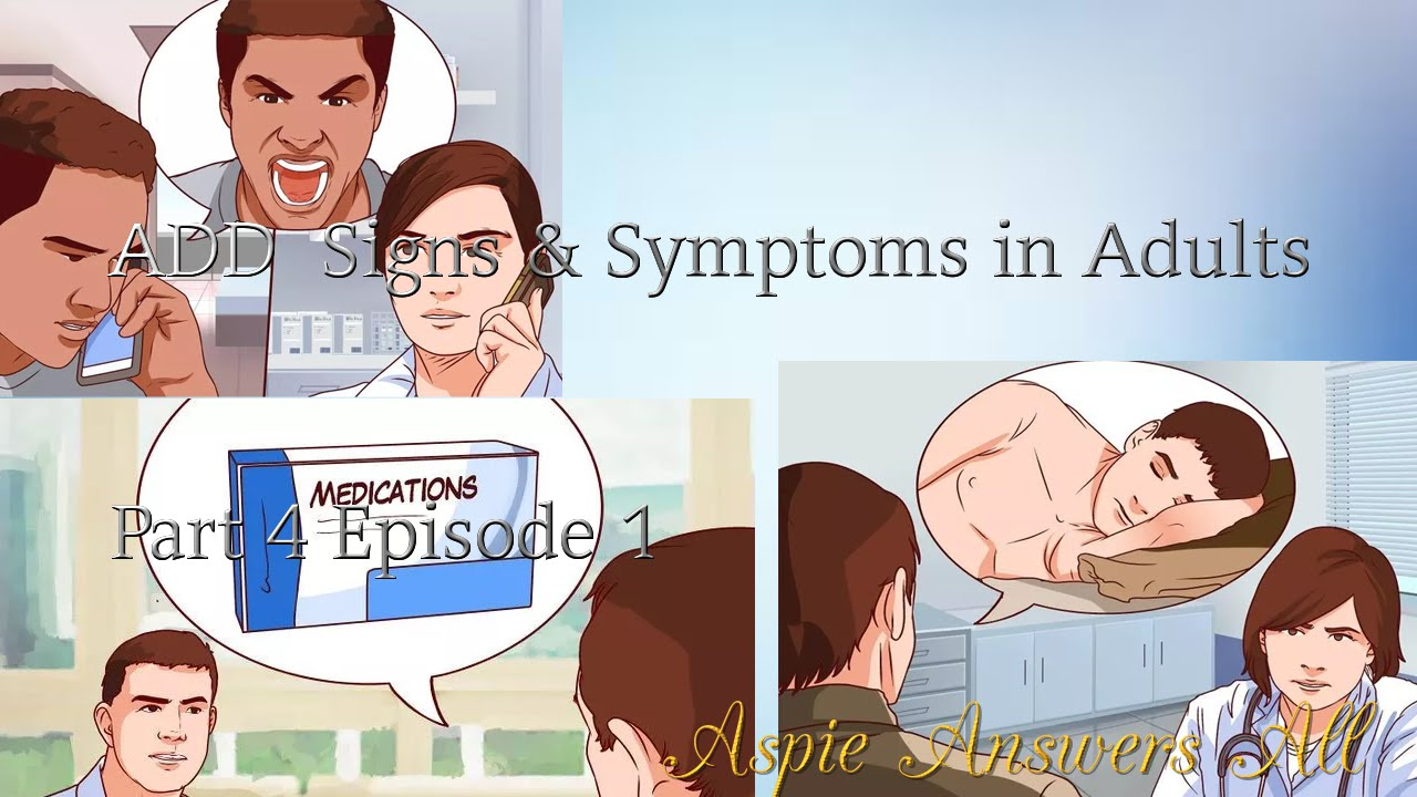 Adult symptoms of add absolutely