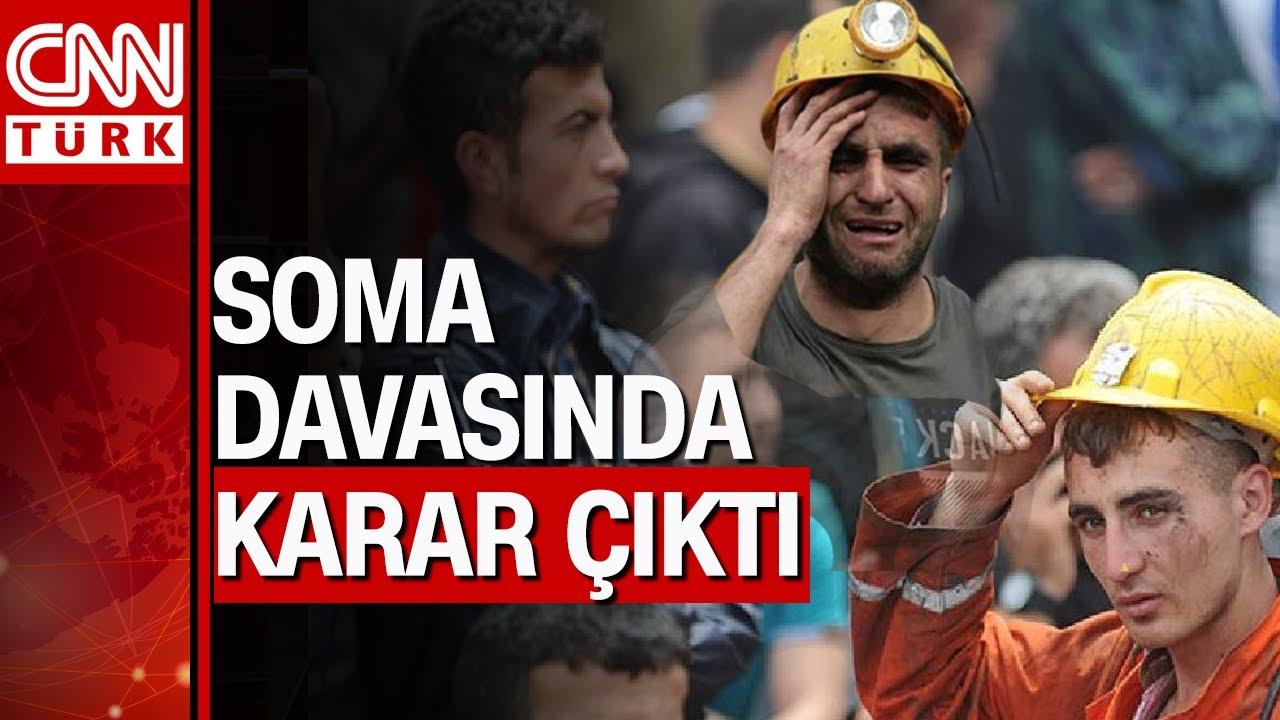 Soma maden faciasının sanıkları için mahkeme kararını açıkladı