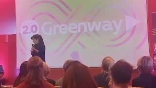 Смотреть видео Москва. Отрывок из события для грандмастеров Greenway. онлайн